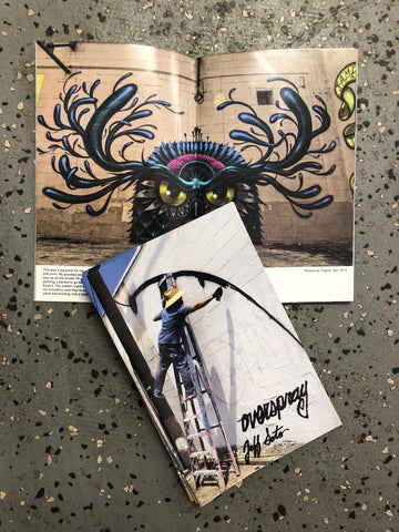 Overspray Zine by Jeff Soto - SALE!
