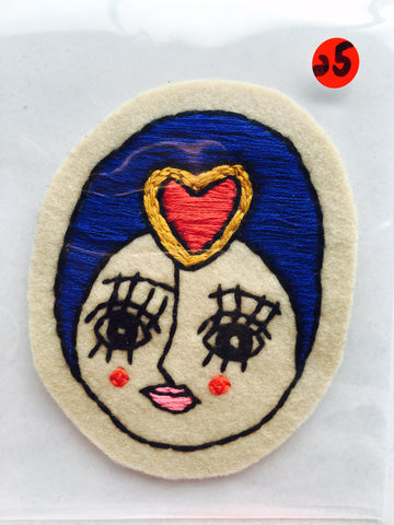 Itoyo Hand Stitched Patch - No. 25