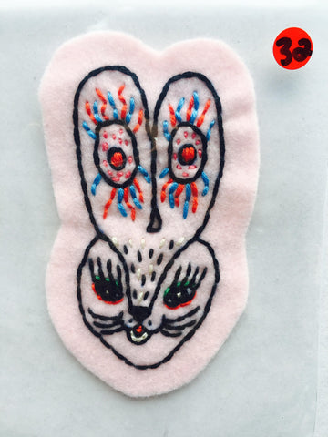 Itoyo Hand Stitched Patch - No. 32