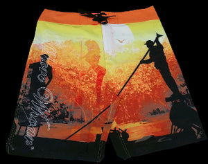 Board Shorts Mangrove - offshorewhoar
