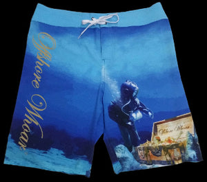 Board Shorts Deep Diver - offshorewhoar