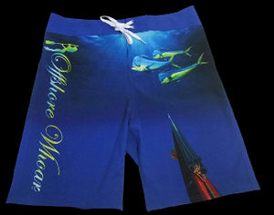 Board Shorts Mahi Shooter - offshorewhoar