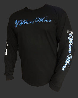 Fishing Team Long Sleeve Shirt - offshorewhoar
