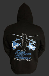 Fishing Team Hoodie - offshorewhoar