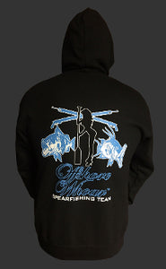 Spearfishing Team Hoodie - offshorewhoar