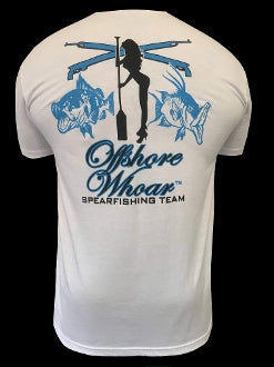 New Spearfishing Team T-Shirt - offshorewhoar