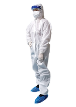 Load image into Gallery viewer, Disposable Protective Coverall Safety Suit