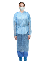 Load image into Gallery viewer, Disposable Non-Woven Isolation Gowns
