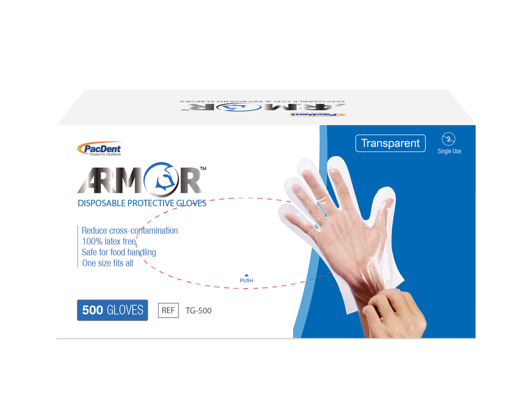 Armor™ Disposable Protective Gloves