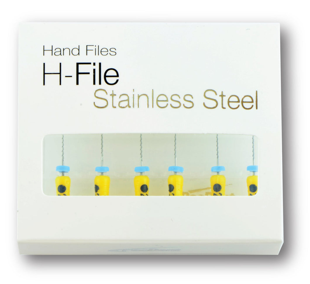 H Hand Files
