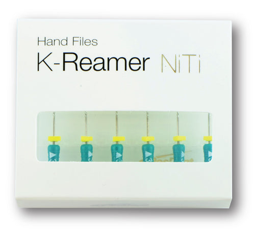 K-Reamers Hand Files