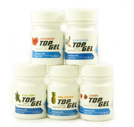 TopGel™ Topical Anesthetic Gel
