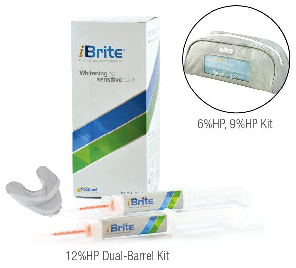 iBrite® Gel-Type Take-Home Kit