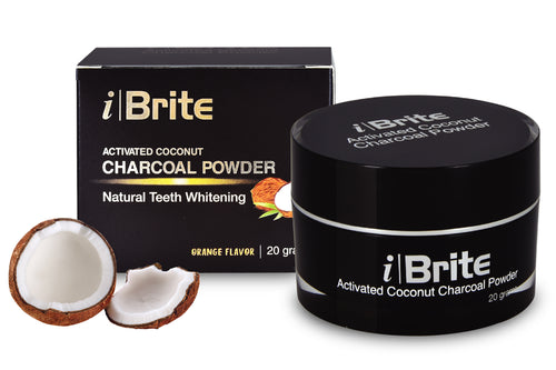 iBrite® Activated Charcoal Powder