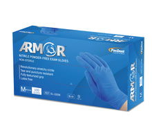 Load image into Gallery viewer, Armor™ Nitrile Powder-Free Exam Gloves