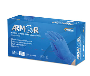 Armor™ Nitrile Powder-Free Exam Gloves