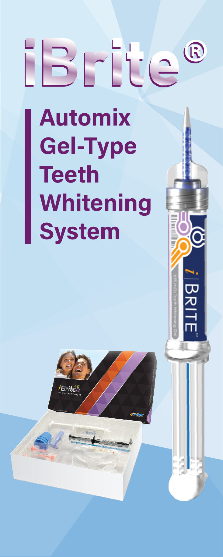 iBrite® Tooth Whitening System