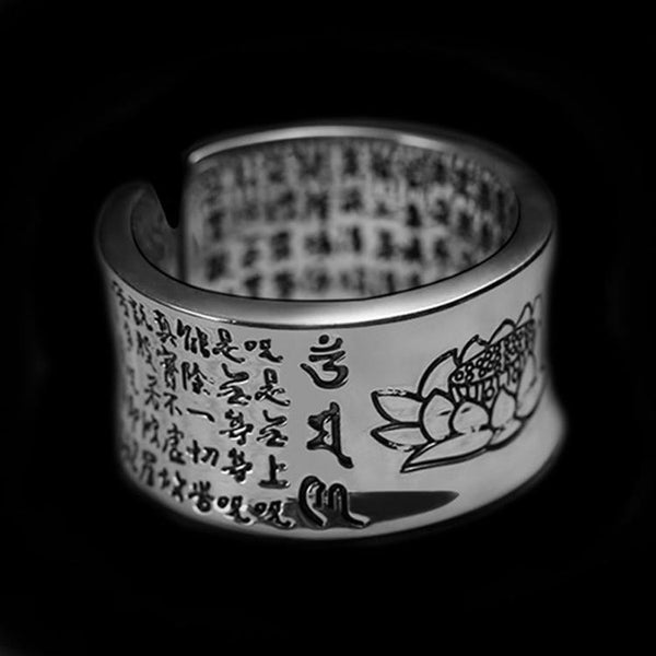 925 LOTUS RING - Rebelger.com