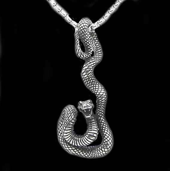 SNAKE NECKLACE - Rebelger.com