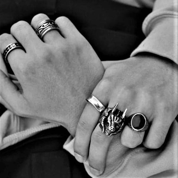 ANUBIS RING - Rebelger.com