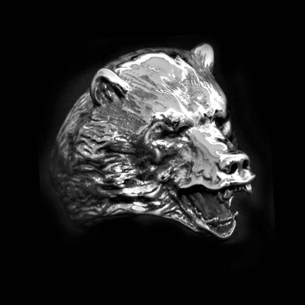 BIG BEAR RING - Rebelger.com
