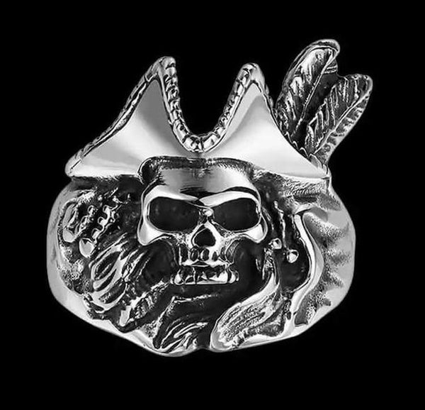CAPTAIN RING - Rebelger.com