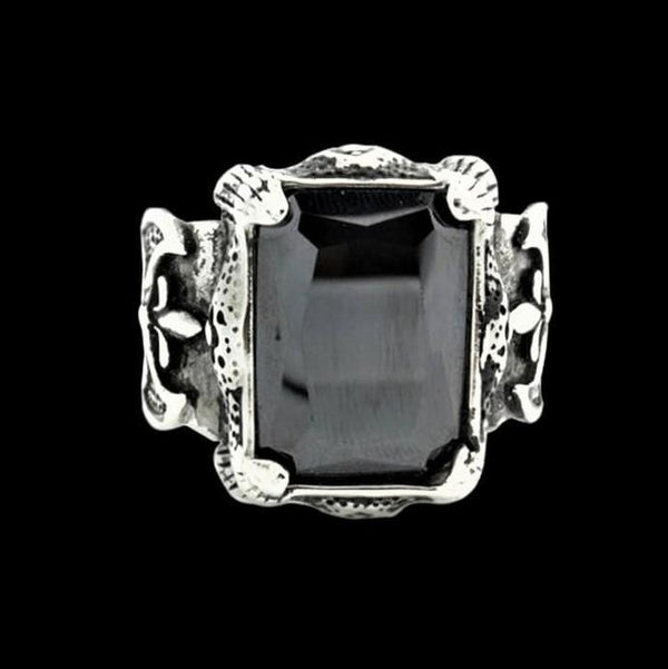 CLAW GEM RING-Rebelger.com