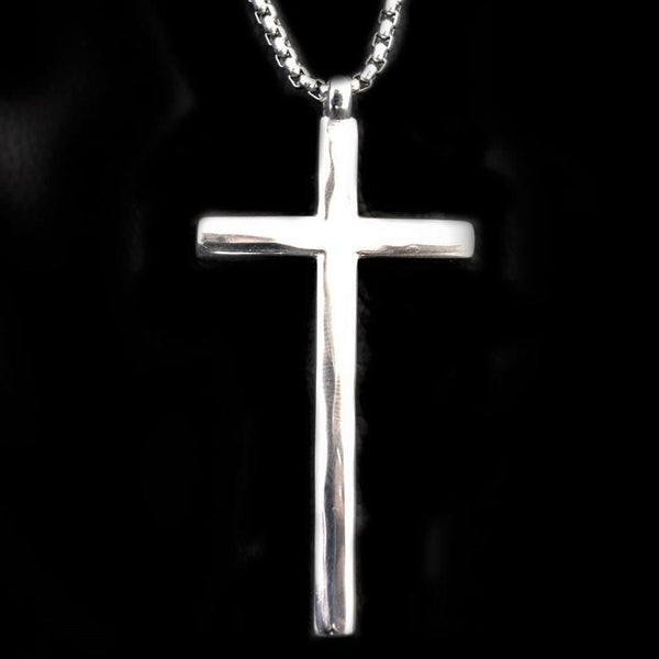 CROSS NECKLACE - Rebelger.com
