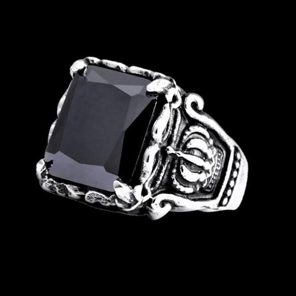 CROWN GEM RING - Rebelger.com
