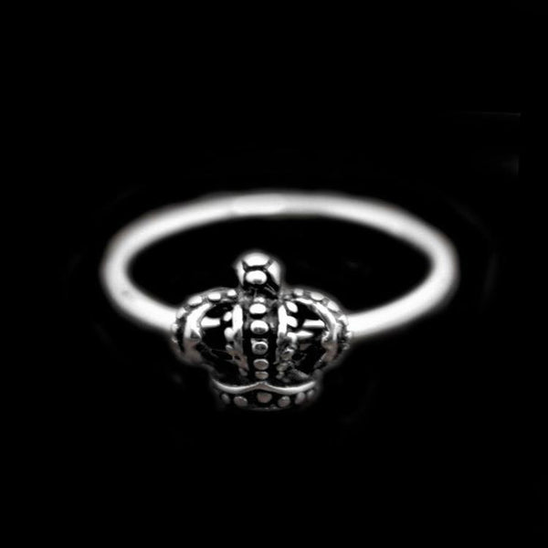 CROWN KNUCKLE RING-Rebelger.com