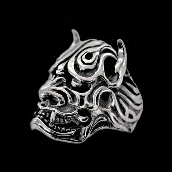DEMON HANNYA RING - Rebelger.com