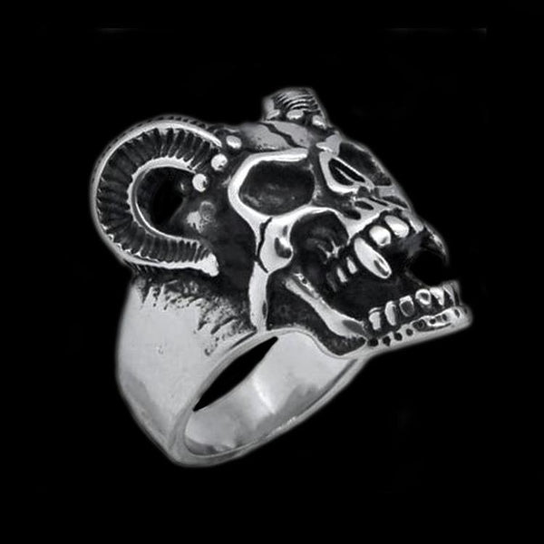 DEMON VAMPIRE RING - Rebelger.com