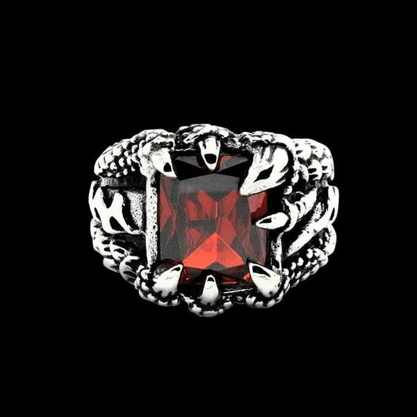 DRAGON CLAW RING - Rebelger.com