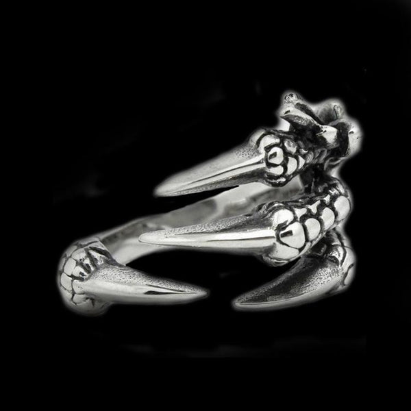 EAGLE CLAW RING - Rebelger.com