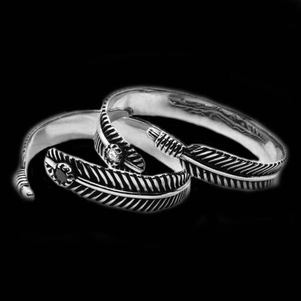 FEATHER STONE BRACELET - Rebelger.com