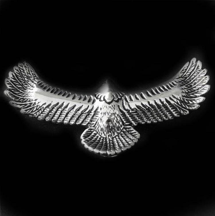 FLYING EAGLE NECKLACE - Rebelger.com
