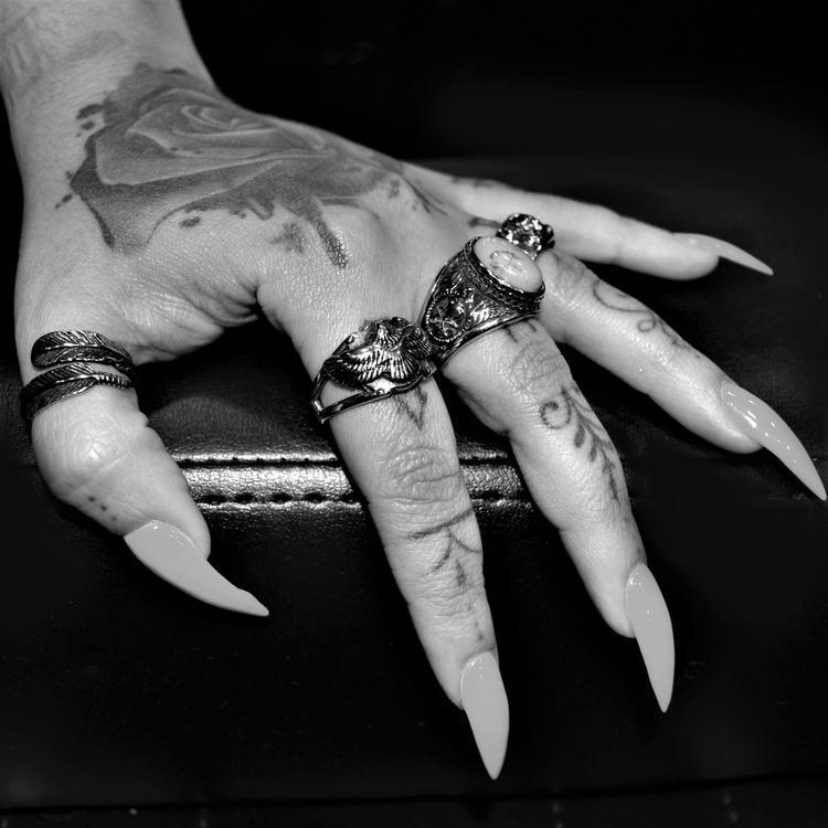 FLYING EAGLE RING - Rebelger.com