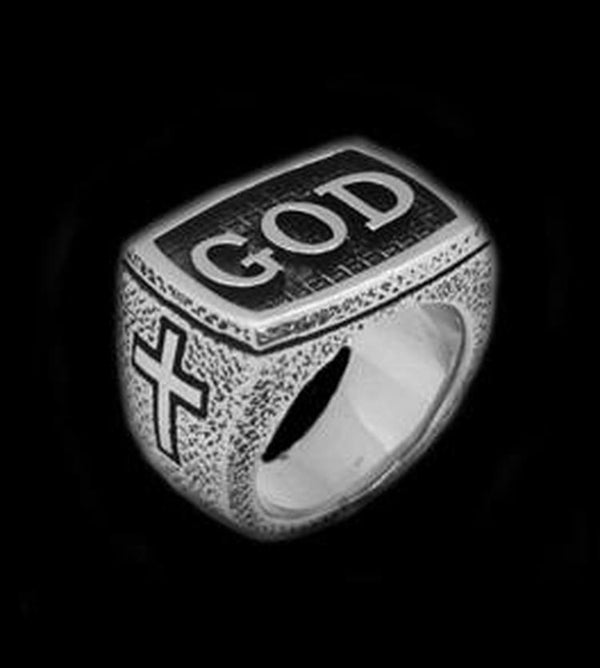 GOD RING - Rebelger.com