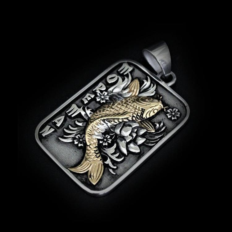 KOI FISH NECKLACE-Rebelger.com