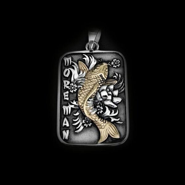 KOI FISH NECKLACE - Rebelger.com