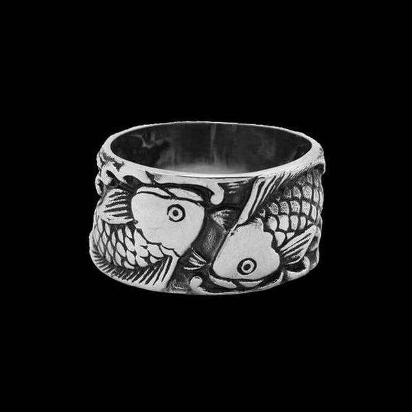 KOI FISH RING - Rebelger.com