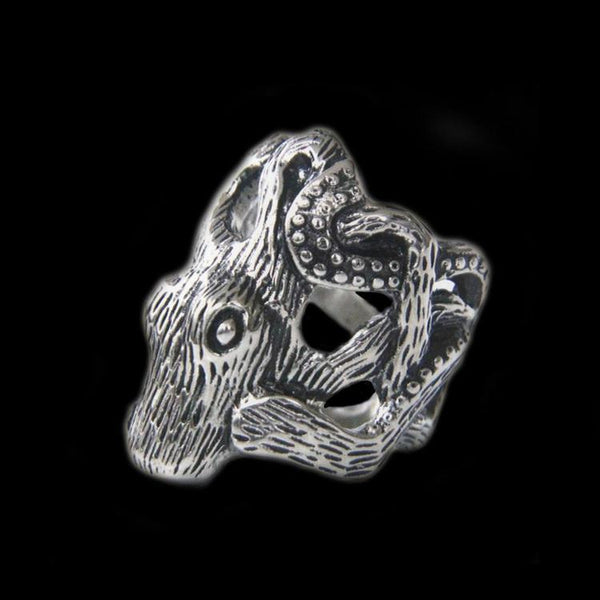 KRAKEN OCTOPUS RING-Rebelger.com