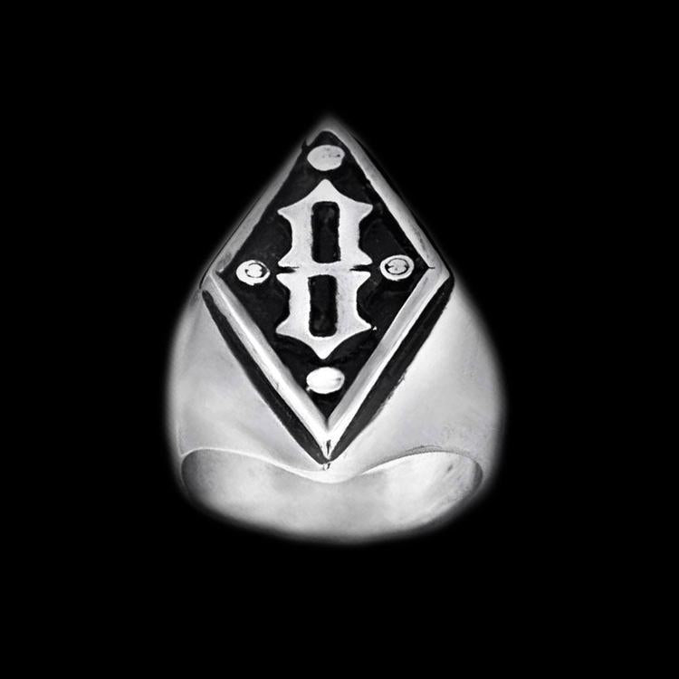 NO. 8 BIKER RING - Rebelger.com