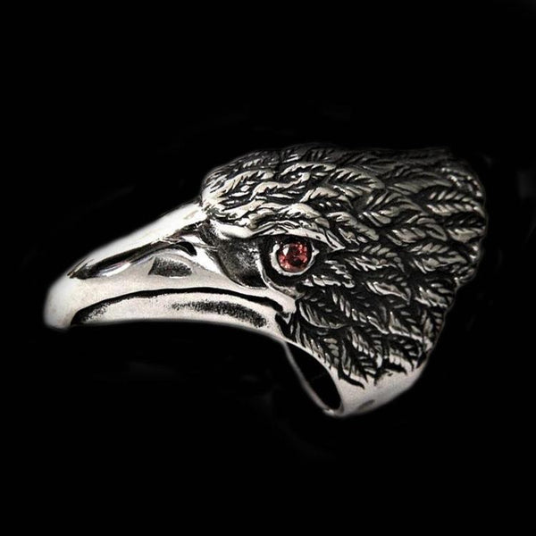 RAVEN RING-Rebelger.com