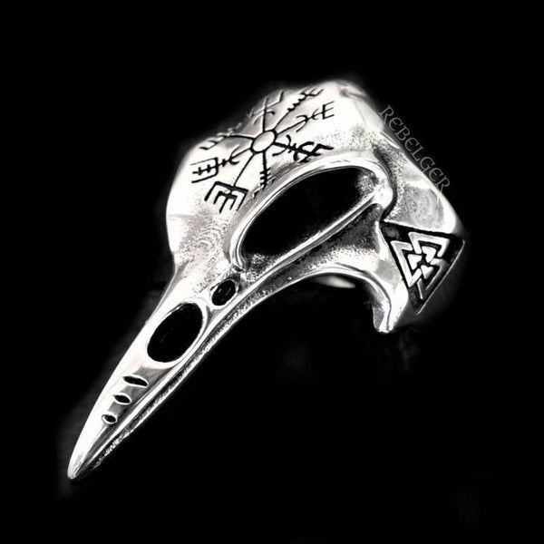 RAVEN RING - Rebelger.com