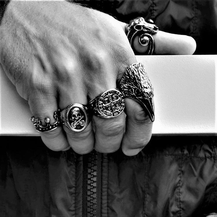 SAINT BENEDICT RING-Rebelger.com