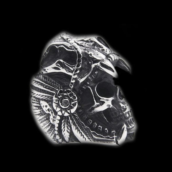 SKULL WARRIOR - Rebelger.com