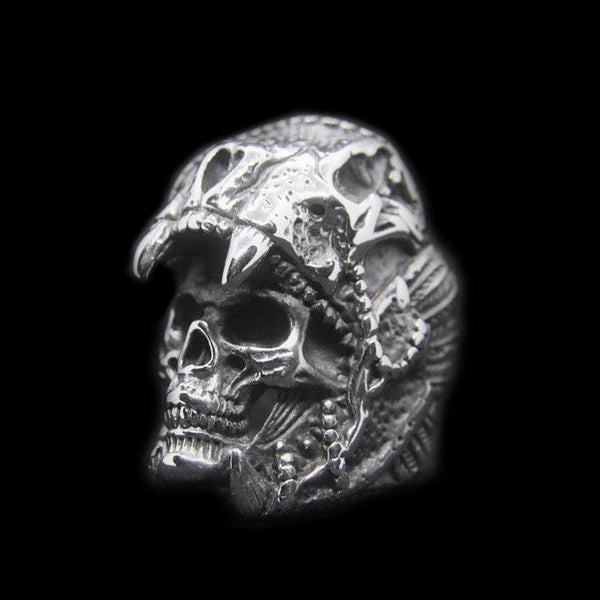 SKULL WARRIOR-Rebelger.com
