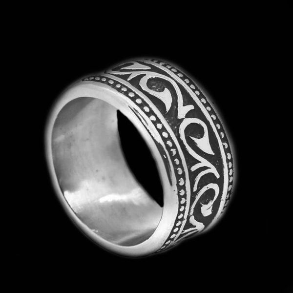 VINTAGE BAND RING-Rebelger.com