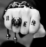 WILD TIGER RING - Rebelger.com